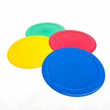 8 x Anti-Slip Floor Markers (Round)
