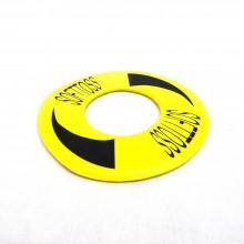 Soft Toss Frisbee
