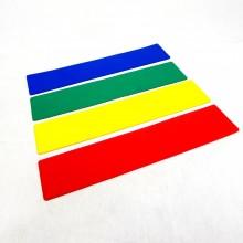 8 x Anti-Slip Floor Markers (Rectangle)