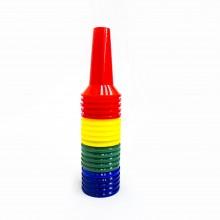 """Sports Cones 6.5""""/16.5cm (Set of 20)"""
