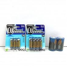 Battery (AA, AAA, D)