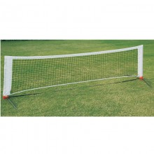 Tennis Net with Foldable Post Set