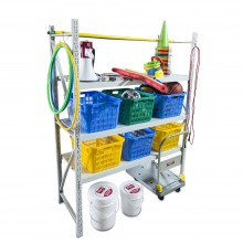 Storage Rack for PE Room
