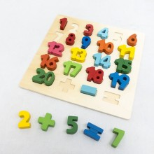 Numbers Recognition Board