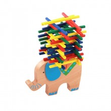 Animal Balancing Stick Toy