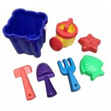 Castle Beach Toy Set
