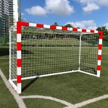 Flat Front Goal Post