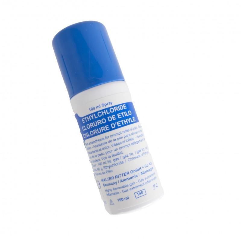 Ethylchloride Cold Spray