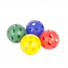 Plastic Perforated Balls (Set of 4)