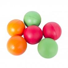 Multi-purpose Foam Ball (9cm) (Set of 6)