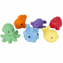Squishable Animal Soft PVC Beanbags