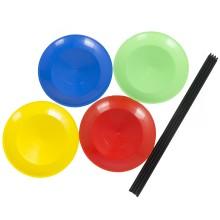 Juggling Plates Set