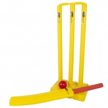 Cricket Stumps & Base