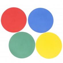 8 x Round Floor Markers (Anti-Slip)