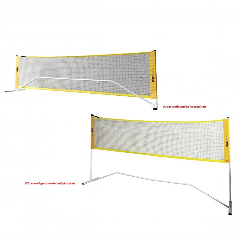 Lightweight EasyKeep Adjustable Height Net (3m/6m)