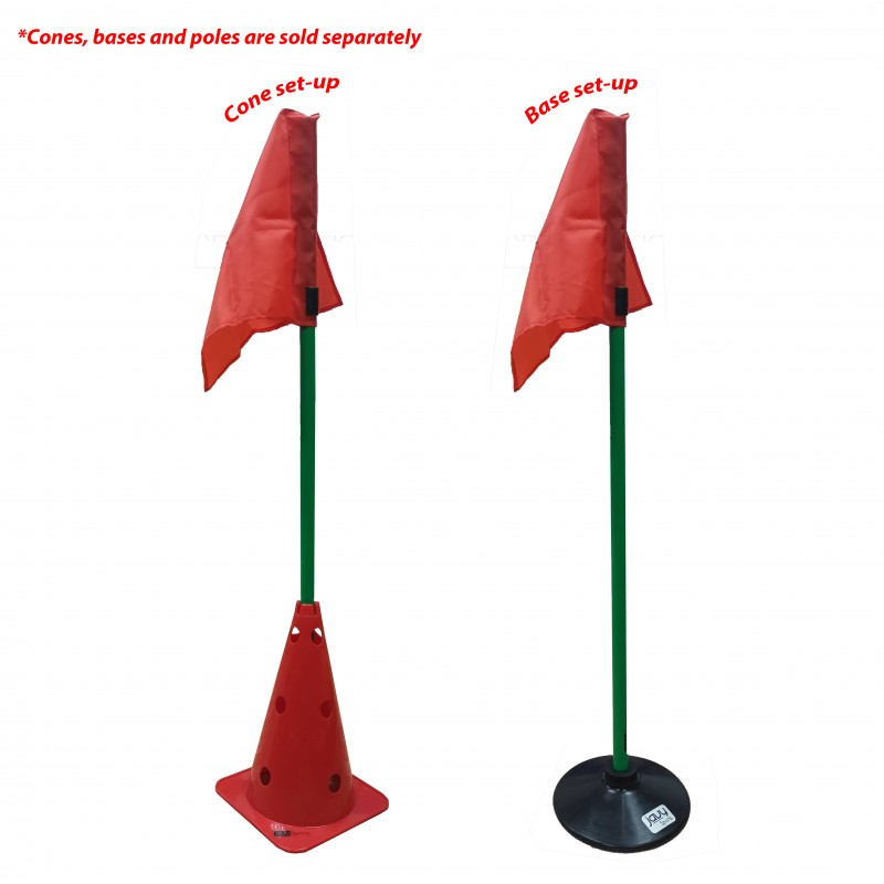 Pitch Corner Flags