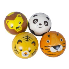Foam Animal Soccer Balls (Set of 4)