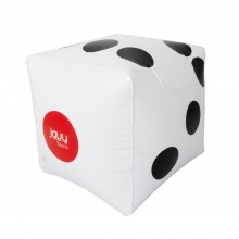 Inflatable Playing Dice