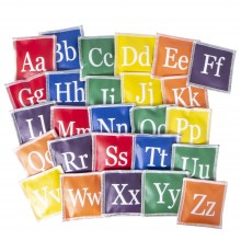 Alphabet Bean Bags (Set of 26)