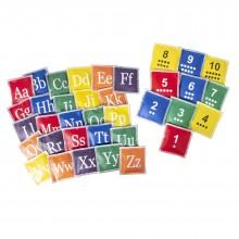Alphabet and Number Beanbag Set