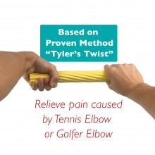TETwister (Tennis/Golfers Elbow)
