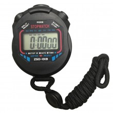 Stopwatch with Neck Strap