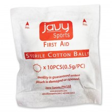Sterile Cotton Balls (10 pcs)